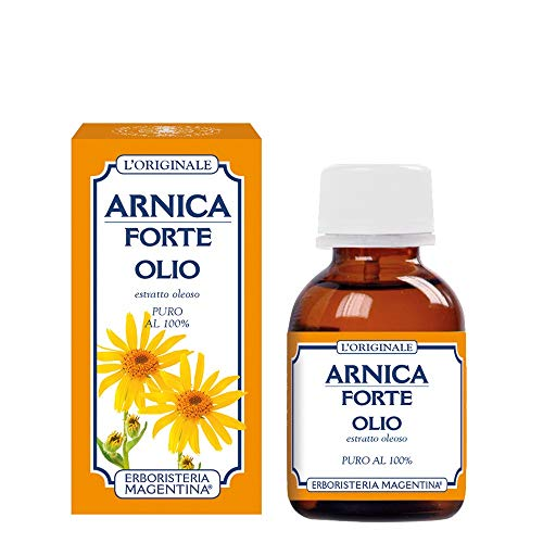 olio essenza arnica profuma ambiente