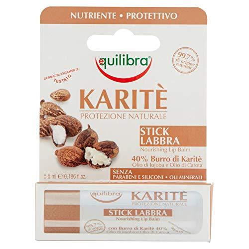 Equilibra Stick Labbra Karite' - 5.5 ml