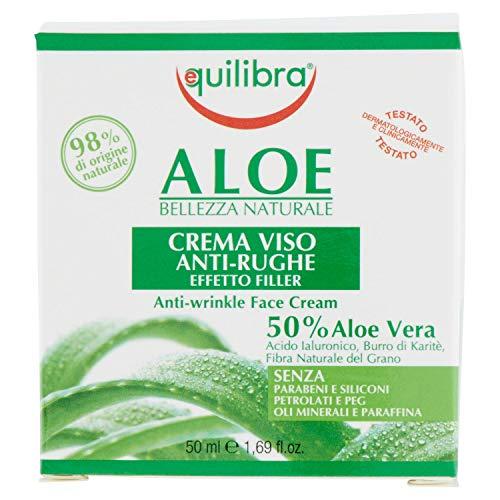 Equilibra Crema Viso Antirughe - 50 ml
