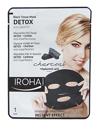 Iroha Maschera Facciale Detox - 100 g