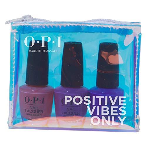 OPI Summer 2019 Neons Collection, Smalto per unghie, 15 ml, Pacco da 3