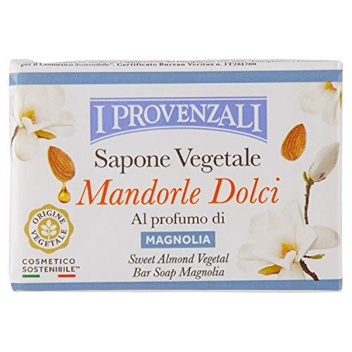 I Provenzali Set 12 Pezzi Saponetta Neutra Profumata Magnolia 100 gr cad.