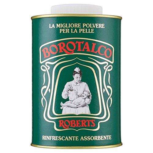 Borotalco Talco Barattolo - 500 gr - 6 Confezioni