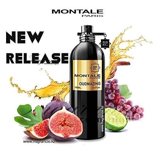 100% Authentic MONTALE OUDMAZING Eau de Perfume 100ml Made in France