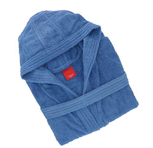 Gabel 09900 23 Accappatoio, 100% Cotone, Blue, XXX-Large