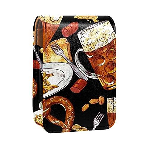 Scatola di immagazzinaggio del rossetto Scatola di imballaggio,Brezel alla birra