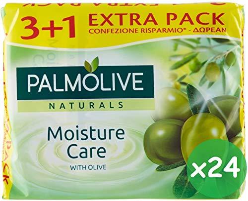 12 Palmolive Naturals Set Saponette Corpo Olio Essenziale Di Oliva 4 Pz