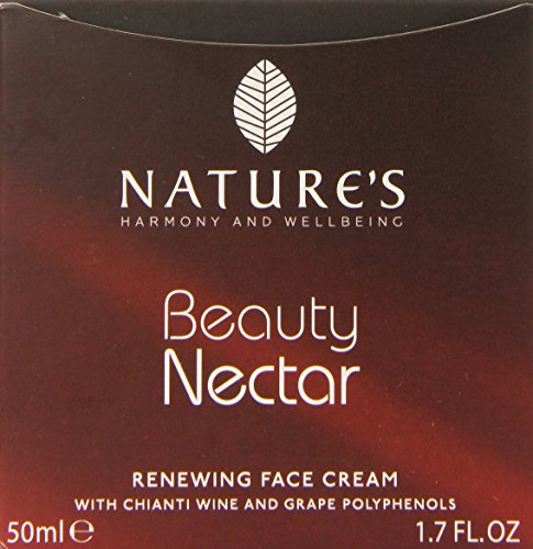 Bios Line 53708 Beautynectar Natures Crema Viso Rinnovatrice, 50 ml