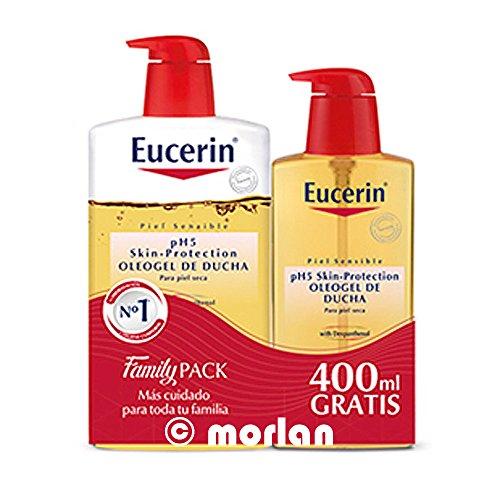 EUCERIN OLEOGEL DOCCIA 1L + ECOPACK 400 ML
