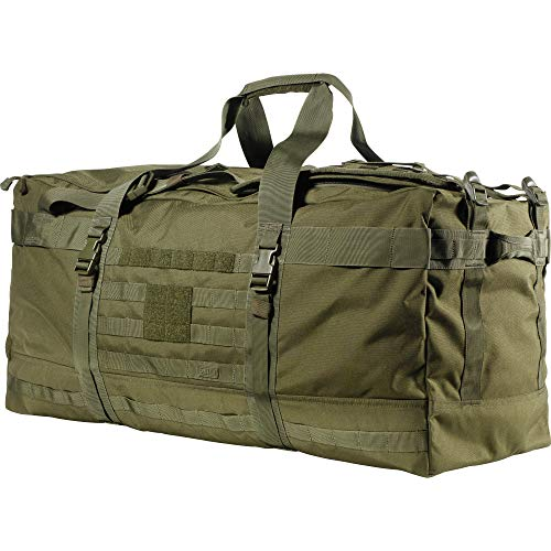 5.11 Tactical Rush Lbd Xray 5.11 Rush Lbd Xray Molle Tactical Duffel Bag Zaino, Stile 56295, Tac OD, Talco OD, Taglia Unica