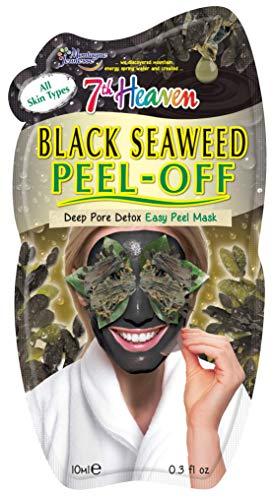 Montagne Jeunesse - Mascarilla peel off - Black Seaweed