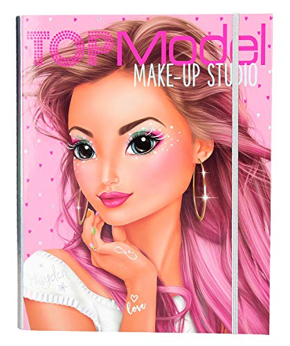 Depesche- Make Up Creative-Cartellina TopModel, Multicolore, 10165