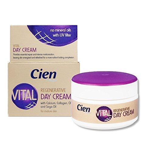 Cien Creme Viso Regenerative Crema Dia – 50 ml