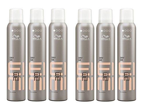 Wella EIMI Dry Me 6 x 180 ml Shampoo a secco Volume Styling Professionals
