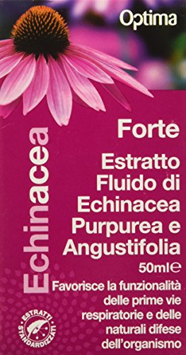 Optima Naturals Echinacea, Forte, 50 Millilitri