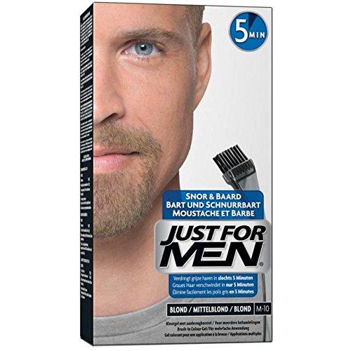 Just For Men -blond- M-10 - Colorazione per barba