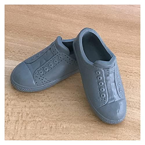 1 Patrina di modo delle scarpe da sneakers scarpe da scarpe da ginnastica per Ken Boy Boy Accessori per Barbie Boyfriend Ken di alta qualità Giocattoli per bambini di alta qualità decorazione della fi