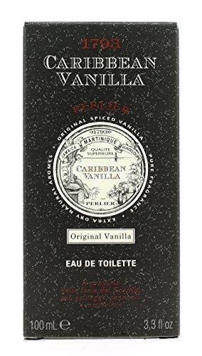 PERLIER Caribbean Vanilla Eau de Toilette 100 ml vapo