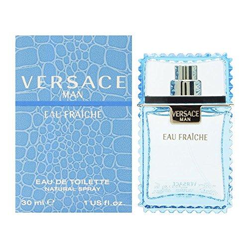 Versace Eau de Fraiche Set Contiene Eau de Colonia Spray, confezione da 2