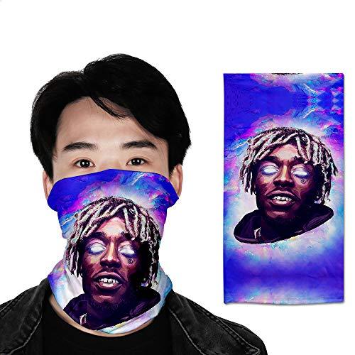 Dong Asciugamano Viso Sottile Velo Maschera Carnevale Sciarpa di Sicurezza Fodera Cappello Fazzoletto Stampato in 3D