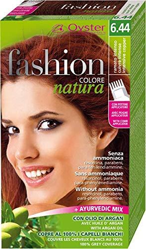 FASHION NATURA Colore Capelli senza ammonica Ramato Intenso 6.44