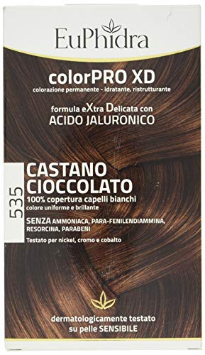 Euphidra ColorPro XD, 535 Castano Cioccolato - 190 gr