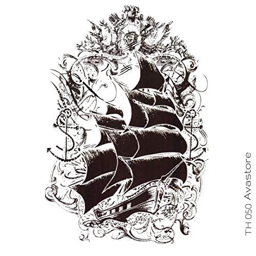 Tatuaggio Temporaneo barca–avastore
