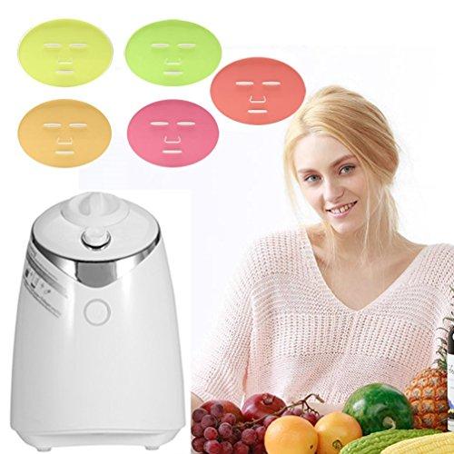 Maschera organica naturale automatica della macchina della maschera facciale di DIY con la frutta e la verdura del collageno