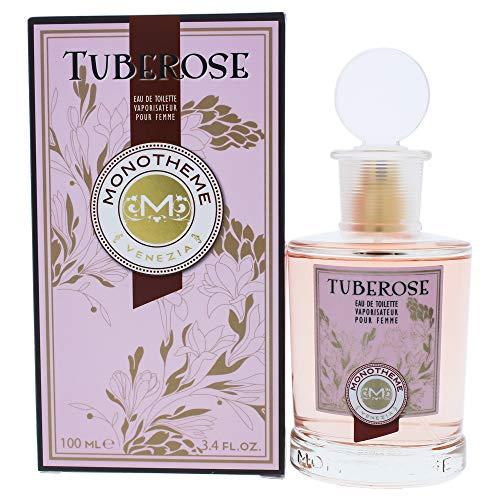 Monotheme Fine Fragrances Venezia Classic Collection Tuberose Ml.100 Spray Pour Femme