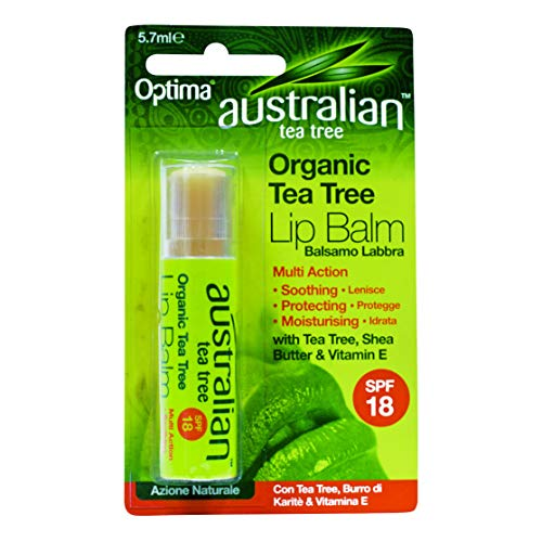 Australian Tea Tree Balsamo Labbra 5,7 ml