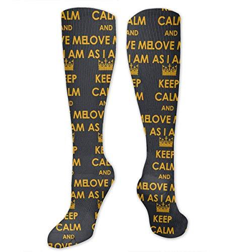 skywang Calze da donna, calzini traspiranti a punta di limone nero