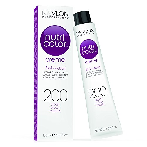 REVLON PROFESSIONAL Crema Nutri Color, 200 Viola, 100ml