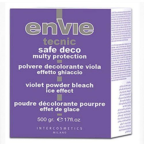 Polvere decolorante Viola Effetto Ghiaccio 500gr.–Envie