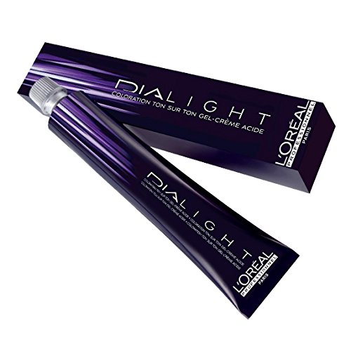 L'oreal Professionnel DiaLight 4.15 - Ash Mahogany Brown Semi-permanent Hair Colour / Tint 50ml Tubes by DIALIGHT