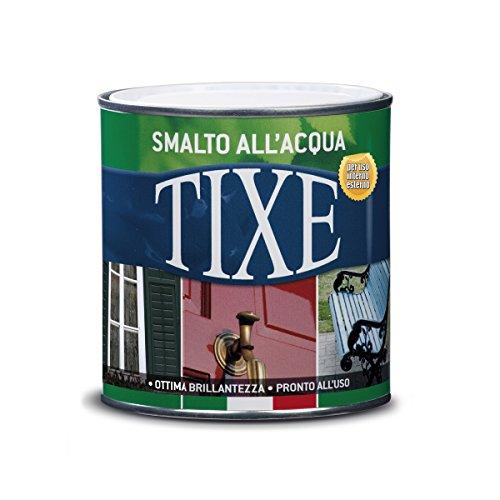 TIXE 604508 Smalto all'Acqua, Rosso Brillante, 500 ML