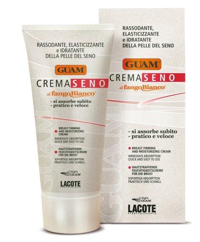 Guam fango bianco seno seno rassodante e idratante crema 150ml