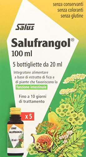 Salus Salufrangol - Integratore Alimentare A Base Di Erbe Per La Regolarità Intestinale - 100 Ml