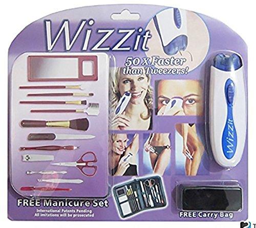 Wizzit - Depilazione Elettrica Pinzetta