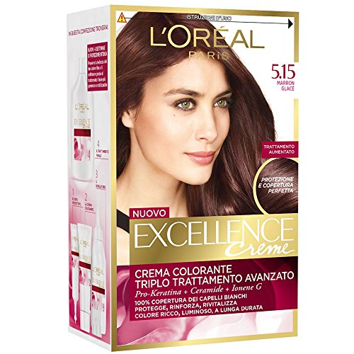 EXCELLENCE CREME COLOR 5,15 MARR. GLACE