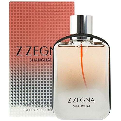 Zegna Shanghai Eau de Toilette Spray per uomo