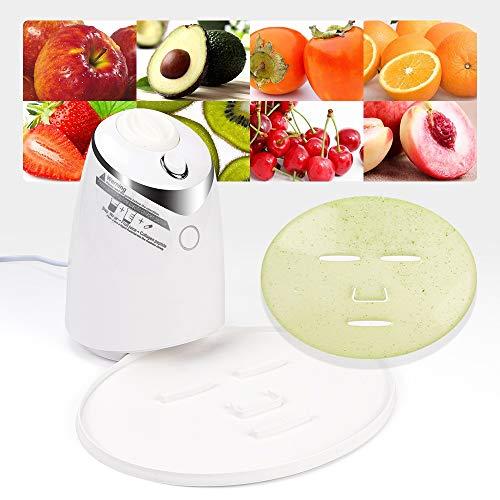 BHUJYG Fai da Te Frutta Maschera per Il Viso Maker Frutta Biologica Fronte di Verdure Fruit Machine Maschera con Quattro peptide di collagene della Pelle del Fronte Strumento di Cura