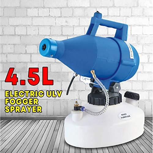 YLEI Sprayer Questo Articolo Elettrico Nebulizzatore Fogger ULV Spruzzatore Micro Spruzzo 8M-10M Spraying Distanza per Anti-epidemia Sterilizzatore Giardinaggio Ufficio Industria 4.5L