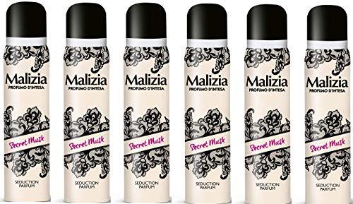 MALIZIA Donna Secret Musk deo 100 ml deodorante spray donna