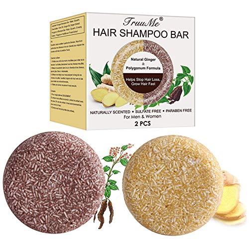 SoapShampooSolido, Shampoo Bar, Hair Shampoo Bar, Sapone per Capelli, Aiuta Contro la Caduta dei Capelli e Favorisce la Crescita dei Capelli con oli Essenziali a base di erbe Naturali