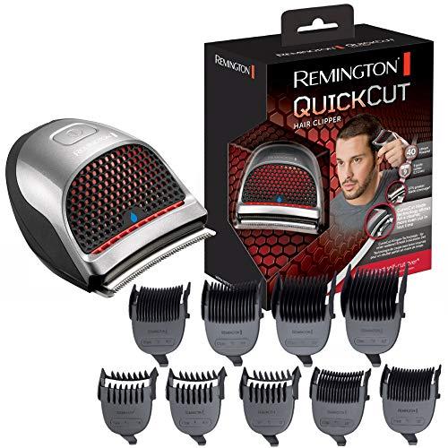 Remington HC4250 QuickCut Tagliacapelli, Nero/Grigio, Standard