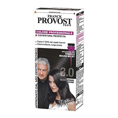 Franck Provost Colorazione Permanente Capelli, 3.0 Castano Scuro