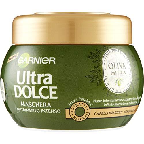 Garnier Maschera Ultra Dolce Oliva Mitica, 300 ml