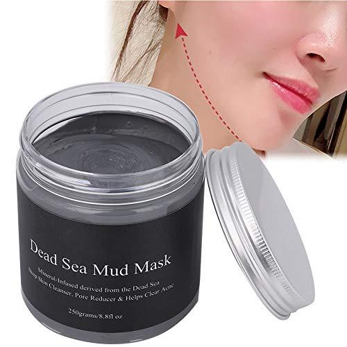 Maschera di fango del Mar Morto, Maschera Viso Idratante Maschera Nutriente - 250 g