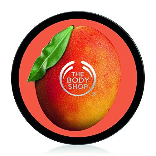 Il unisex Body Shop Mango Burro per il corpo, Burro di Mango Corpo 200 ml, 1-pack (1 x 200 ml)