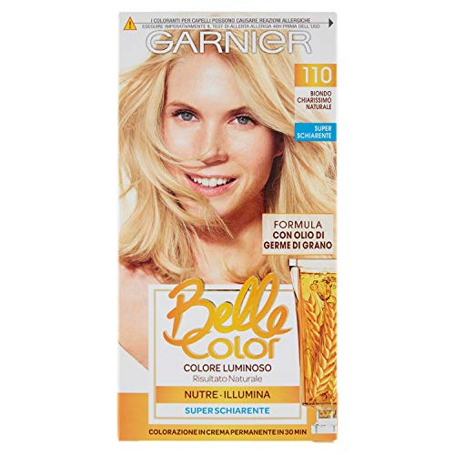Garnier Colorazione Permanente Belle Color, 110 Biondo